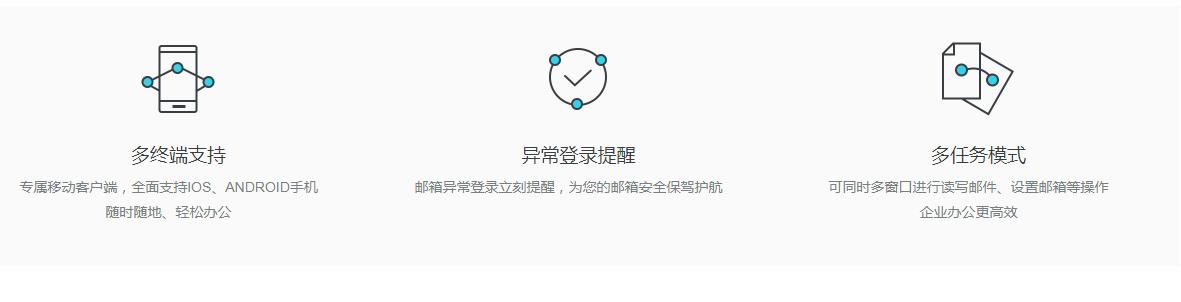 企业邮箱功能